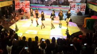 bc aoa like a cat dance cover kwave year end party