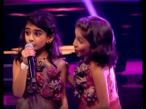 Super singer 6 / Ahaana cutest performance with Vijay Tv stars / She is in Finale ?
