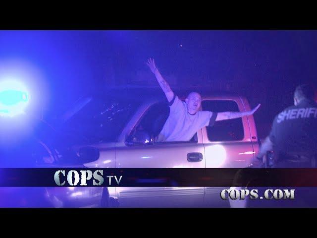 PITfalls of Meth, Deputy Kullman, COPS TV SHOW