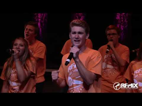 Rockstar – A Great Big World | ReMix Vocal Academy 2017 B | Orange Team