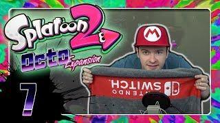 SPLATOON 2 OCTO EXPANSION DLC 💦 #7: Dieses Nintendo Switch Handtuch ist meine Rettung