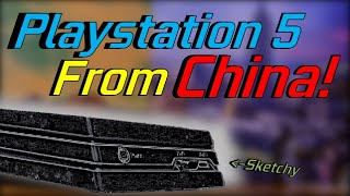 I Ordered the PS5 From China!