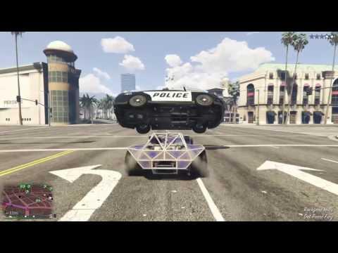 GTA5 RAMP BUGGY TROLLING FUNNY