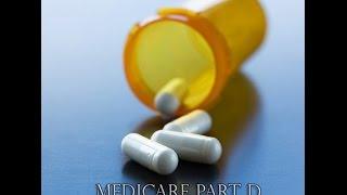 Medicare Part Drug Plan Tutorial