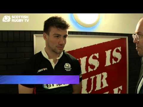 BT Sport Scottish Rugby Academy finals at BT Murrayfield