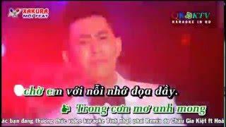 Karaoke [TAN NHAC] Tình nhạt phai (remix) - song ca Xakura