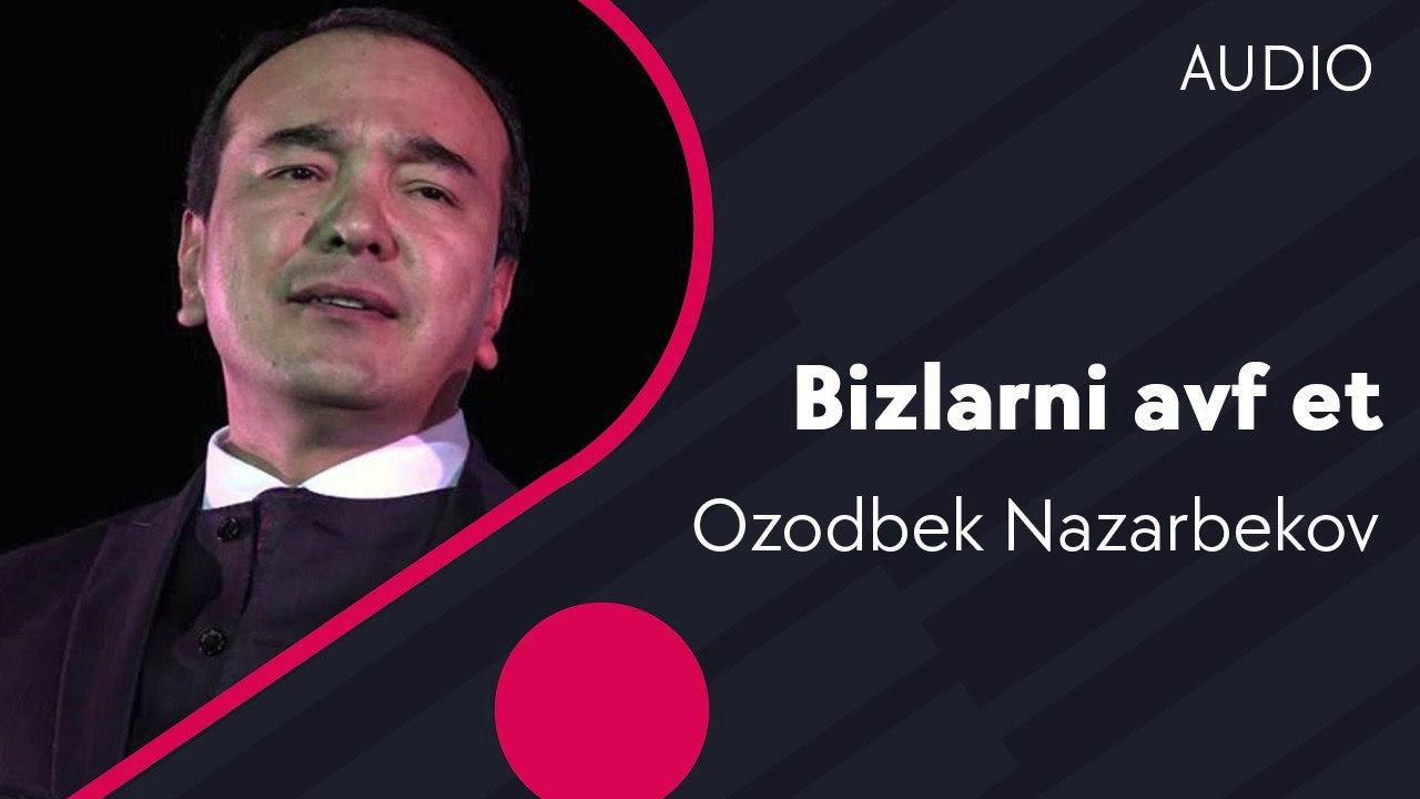 Ozodbek Nazarbekov - Bizlarni avf et | Озодбек - Бизларни авф эт (music version) #UydaQoling