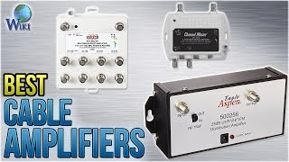 8 Best Cable Amplifiers 2018