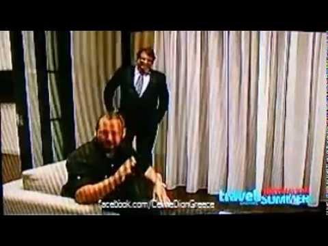 Celine Dion on Travel Channel's 'Trip Flip' 16/8/12