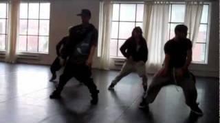 Swizz Beatz - Everbody Coolin - Choreography (Mark