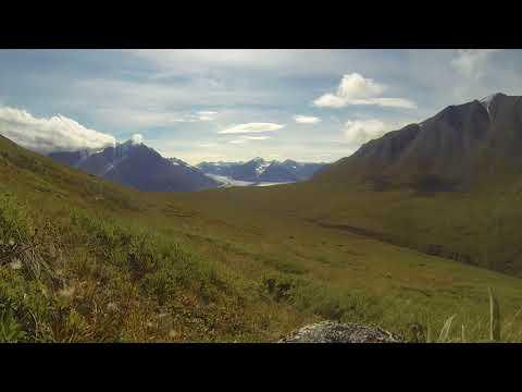 Phonography : Kaskawulsh Glacier, Kluane NP, Yukon (60.830850, -138.719817)