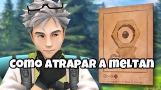 Pokemon GO : cómo capturar a Meltan en Pokémon GO y Pokémon: Let's GO Pikachu y Let's GO Eevee