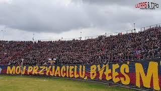 E: Pogoń Szczecin - Zagłębie Lubin [pożegnanie stadionu]. 2019-03-10