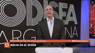 Carlos Pagni: Macri en el diván - Odisea Argentina