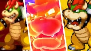 All Bowser X Battles in Mario & Luigi Games (2009-2019)