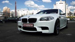 Кто будет первым BMW M5 F10 Vs BMW M6 F12