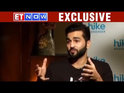 Hike Messenger Forays In To Payments   Exclusive Interview With Kavin Mittal