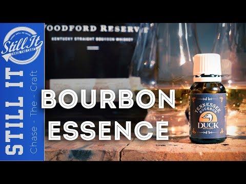 Bourbon Essence Taste Test Vs Woodford Reserve