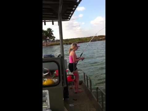 Emily fishing 2014