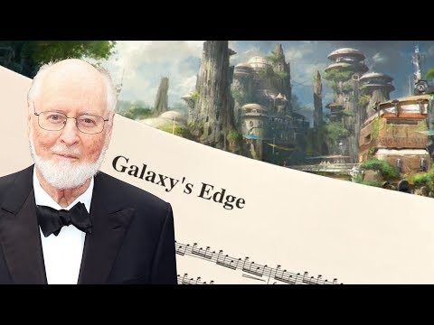 John Williams Composing New Music for Star Wars: Galaxys Edge, New Ride Details, and More!