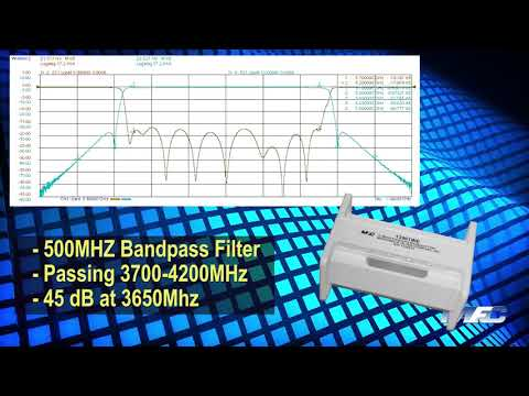 Filter and Components from 5Hz to 50GHz