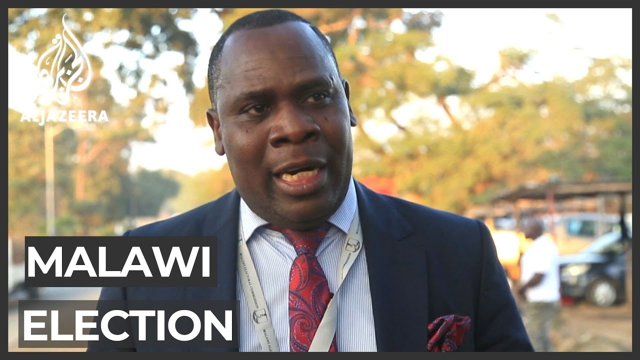 Malawi election: Activists closely monitor vote counting