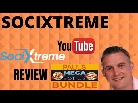 Socixtreme review + mega bonuses
