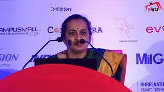 13th WES, Mumbai: Inaugural Session - Meeta Rajivlochan, Principal Secretary...