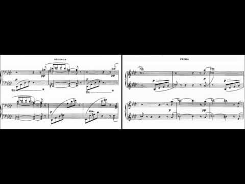 Reynaldo Hahn - 7 Berceuses For Piano 4 Hands (1904)