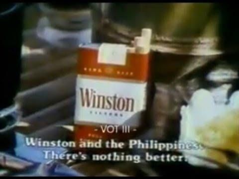 1984 Winston Cigarettes TVC (Cebu City)