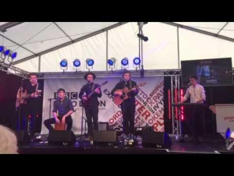 Tors - Merry-go-round Devon county show BBC