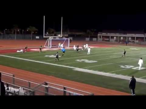Felipe Silva Servite High School Soccer Highlights JR/SR 2012-2014