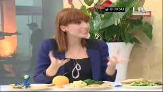 Repeat youtube video Krystel's super diet plan featured on B Beirut March 9th 2013.