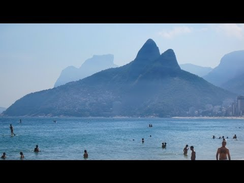 Rio Tour Trailer - Brazilian Dance Academy