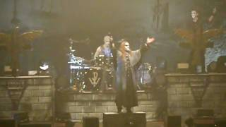 PowerWolf Armata Strigoi Live Le Zenith Paris 04 02 2017
