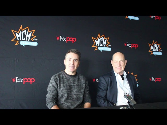 Interview with Nolan North & Richard McGonagle (Voices of Uncharted Nolan North & Richard McGonagle)