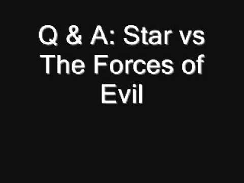 Q & A: Star vs The Forces of Evil