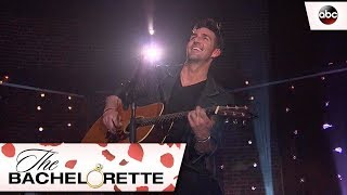 """Jake Owen Performs """"Made For You"""" - The Bachelorette"""