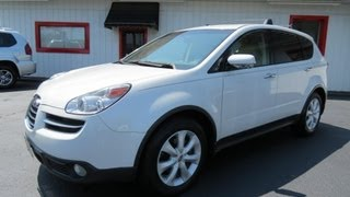 2006 Subaru B9 Tribeca Limited Start Up, Exhaust, and In Depth Review