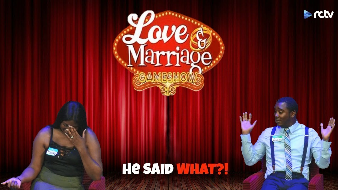 The Royal Caribbean Love and Marriage Game Show - YouTube