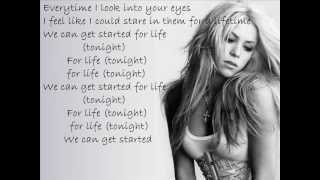 Pitbull feat Shakira - Get It Started  LYRICS [NUEVO] [2012] New Song OFFICAL