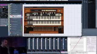 TEControl USB-MIDI BREATH CONTROLLER - LESLIE HAMMOND