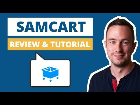 SamCart Review and Tutorial
