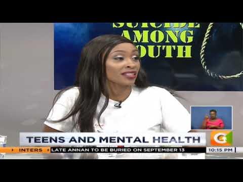 CITIZEN WEEKEND | Teens and Mental Health