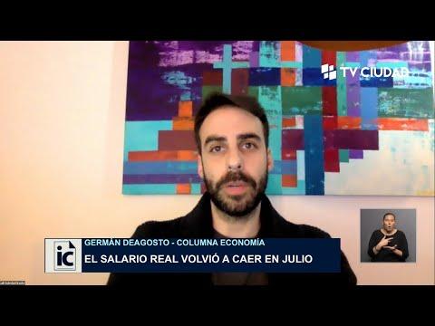 Informe Capital | Columna Economía 31/08/21