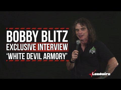 Overkill's Bobby Blitz on 'White Devil Armory' + More