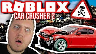 🚗 SMINGING CARS FOR THOUSANDS OF 💲💲💲:: Vercinger in Dansk Roblox Car Crusher 2