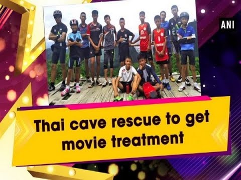 Thai cave rescue to get movie treatment - #Hollywood News