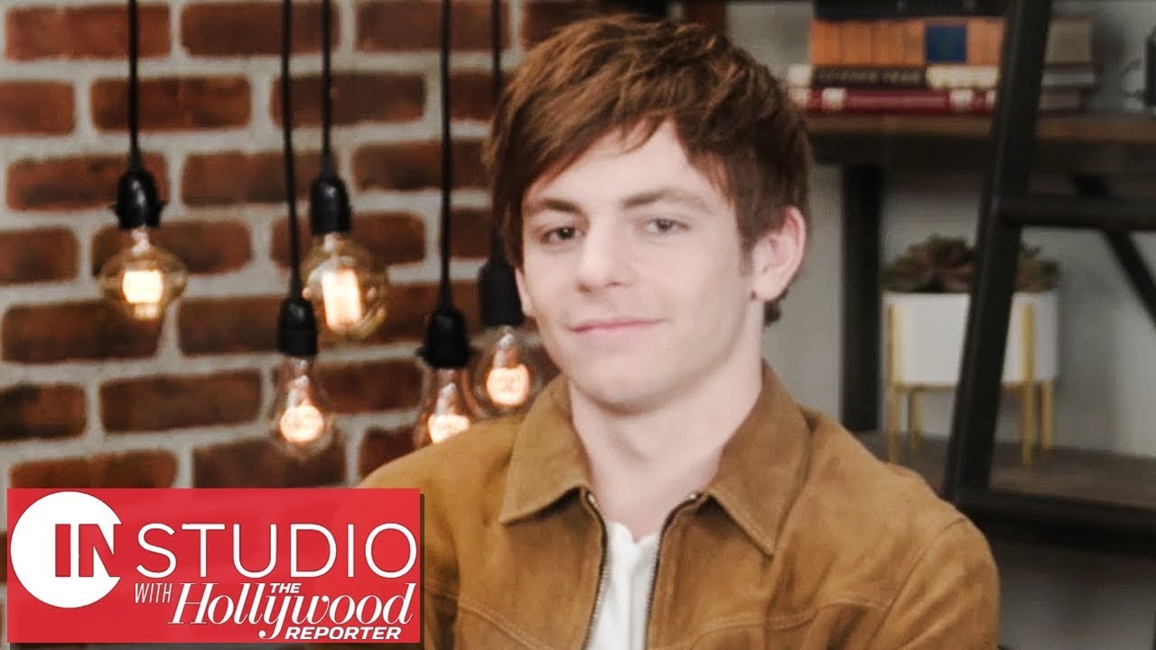 Chilling Adventures Of Sabrina Star Ross Lynch Shares Admiration For Kiernan In Studio With Thr Youtube