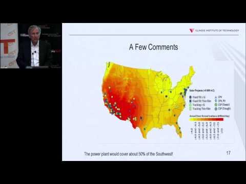 Should America Launch A Major Push Into Solar Energy? - Phillip Dowd
